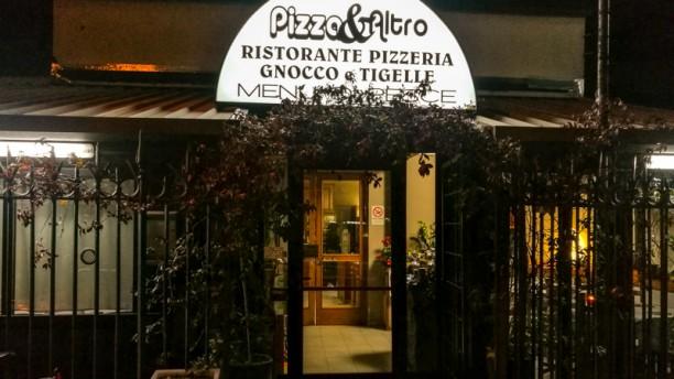 Pizza&Altro Entrata