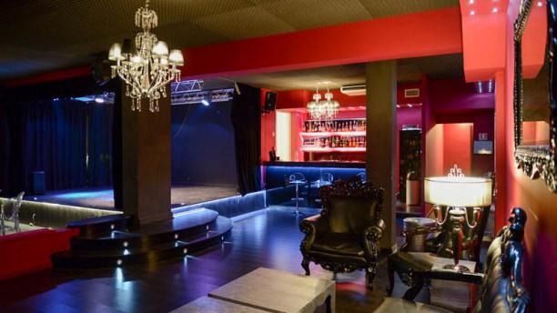 Flapper Cabaret Vista sala