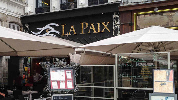 La Brasserie de la Paix