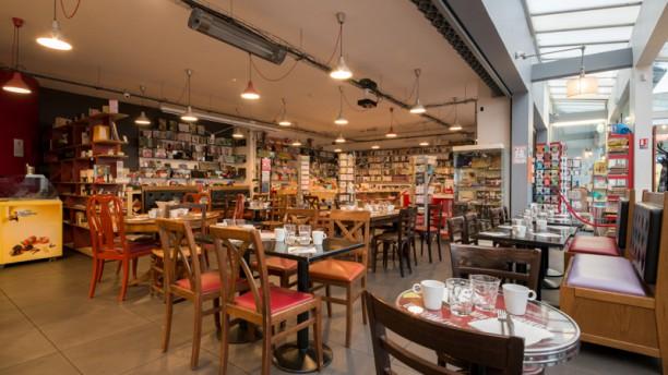 Le Cent Huit Salle du restaurant