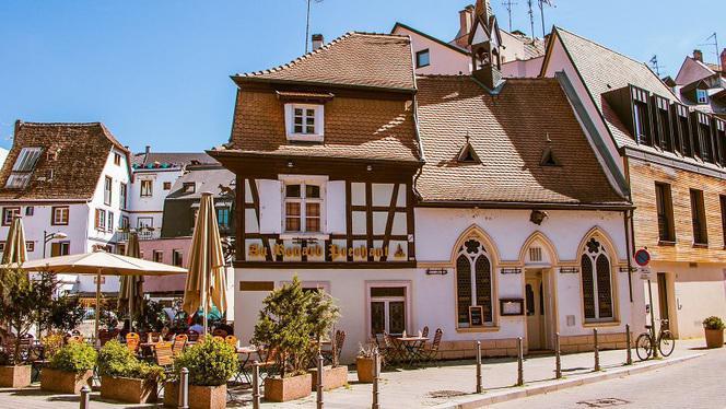 restaurant - Au Renard Prêchant, Strasbourg