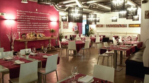 Espacio Carchel Sala del restaurante
