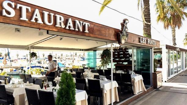 Les Fonts d'Aiguadolç Vista restaurante