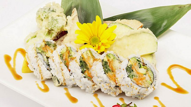 Wasabi Sushi Suggestion du Chef