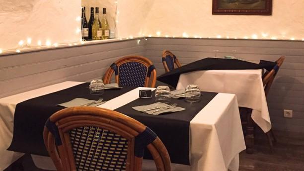 A Tana Salle du restaurant