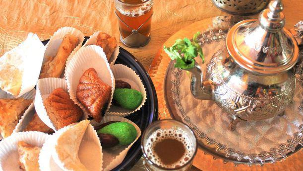 Souvenirs de Marrakech Desserts