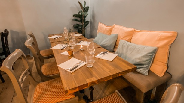 Le Petit Carnot Salle du restaurant