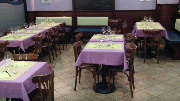 Fuoco & Fiamme Cafe' Restaurant cucina internazionale