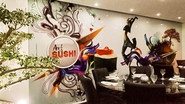 Art Sushi sala