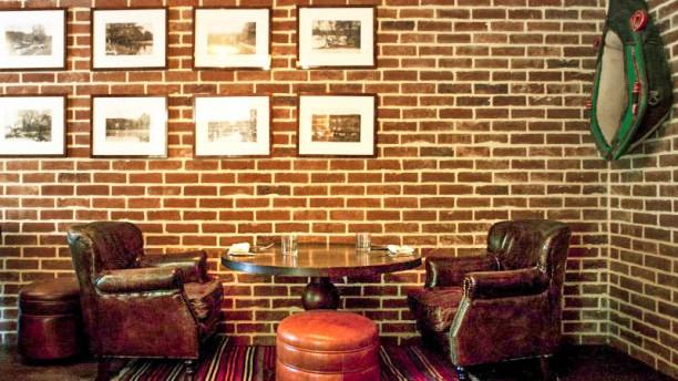 Cafe Club By Les Artistes Menu