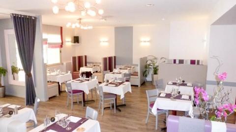 restaurant - Villa Belle Rive - Sainte-Luce-sur-Loire