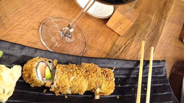 Sushico Uniq İstanbul Maslak Chef' s suggestion
