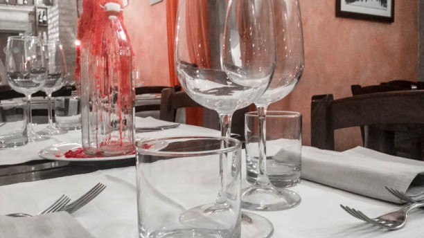 Zafferino tavolo