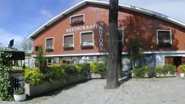 Antón Vista exterior
