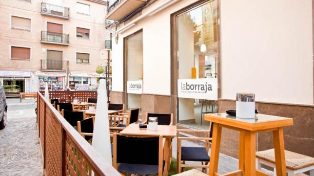 La Borraja In Granada Restaurant Reviews Menu And Prices