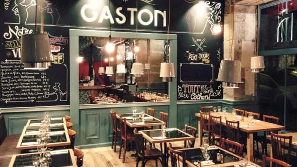 Gaston Vue de la salle