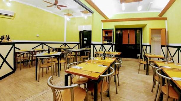 Trattoria da Silvan Sala ristorante