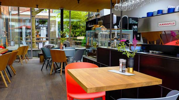 Zebedeus@Just Café Het restaurant