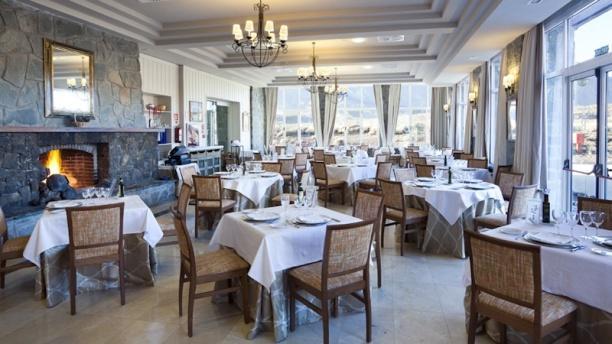 Restaurante Marmitia del Parador de las Cañadas Vista comedor