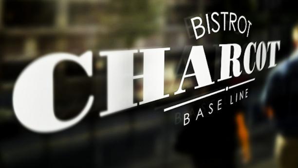 Bistrot Charcot Détail façade