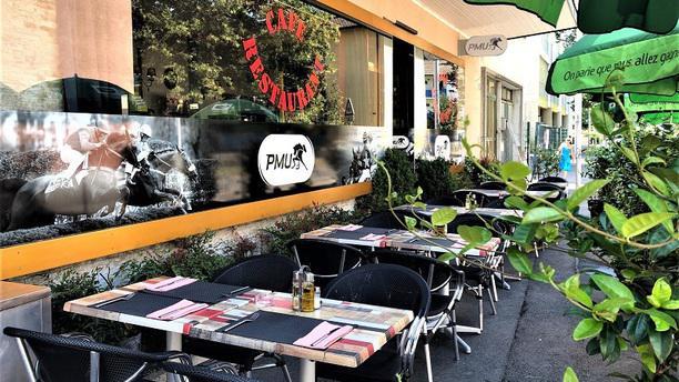 Cafe du Stade Terrasse