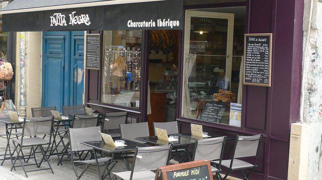 Patita Negra - Restaurant - Paris