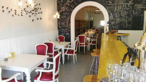 Kaseus Gastrobar bar