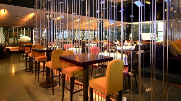Restaurante nuba en barcelona sarri sant gervasi for Los restaurantes mas clandestinos y secretos de barcelona