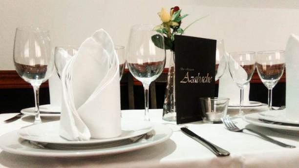 Azabache Detalle mesa