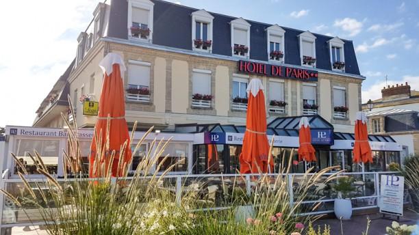 HOTEL DE PARIS Façade