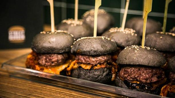 Street Burger Italian Gourmet Castelbarco Mini burgers