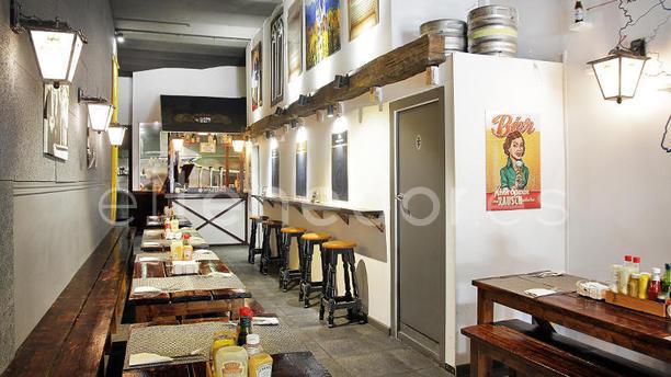La germania em barcelona pre os menu morada e - Restaurante umo barcelona ...