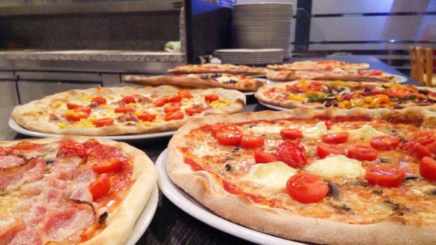 Tanta Roba La nostre pizze