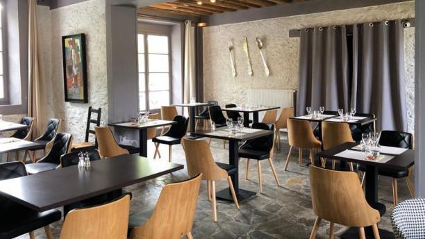Domaine de la Marsaudière Salle de restaurant