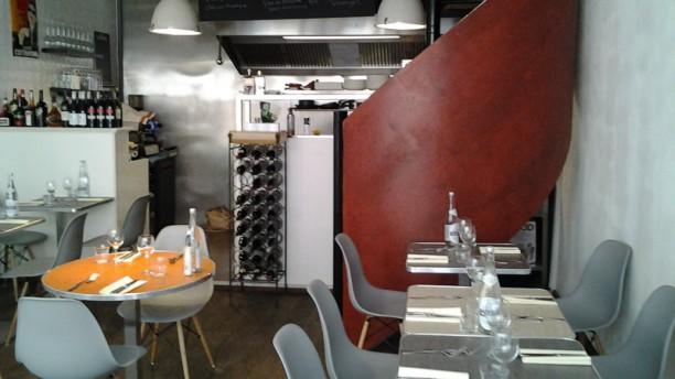 Le Mignon restaurantzaal