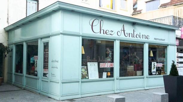 Chez Antoine Entrée