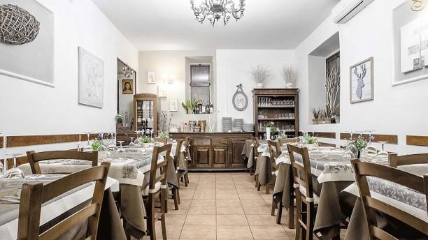 Il Bettolino Sala del ristorante