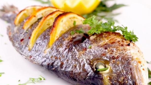 Sabores do Mar sugestão prato peixe