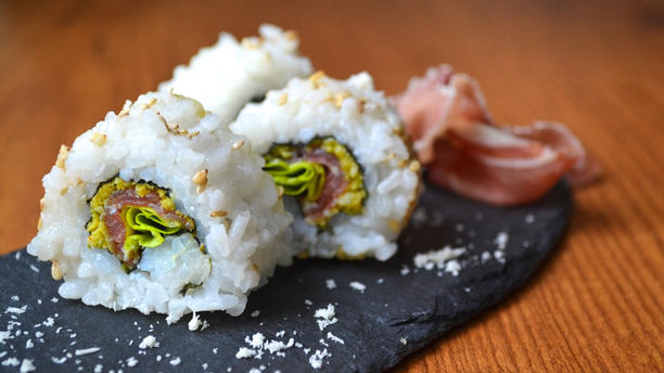 King Sushi California roll Italien