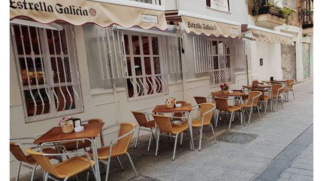 terraza - María Mandiles - Ensendra, Valencia