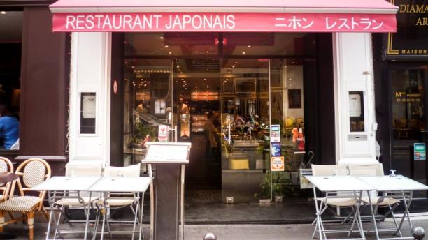 Restaurant kyo montparnasse paris 75014 montparnasse for Restaurant kyo
