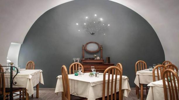 Ristorante Pizzeria dell'Angelo Vista sala