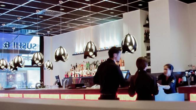 Bar - Pong Buffe, Stockholm