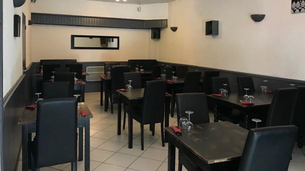 Deux Délices Salle du restaurant