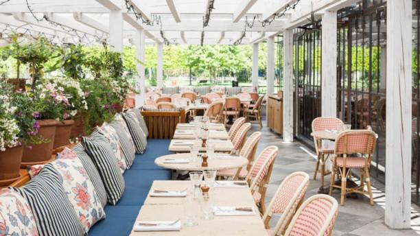 Restaurant Lile Vue De La Terrasse