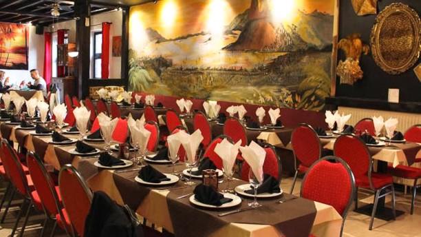 Planet Brasil Brasserie salle