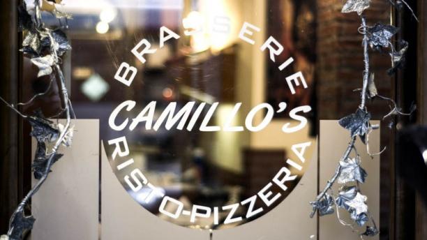 Camillo's Grill La porta