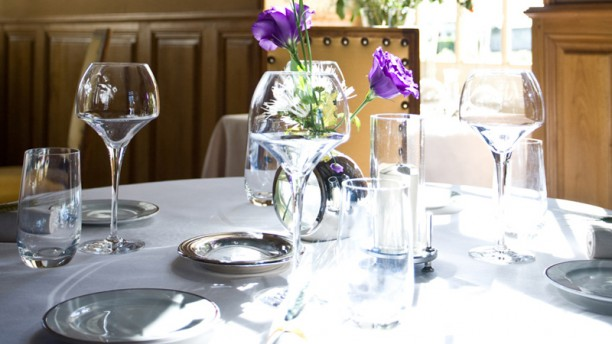 Ch teau de mar ay i chinon restaurant menu bningstider - La table marseillaise chateau gombert ...