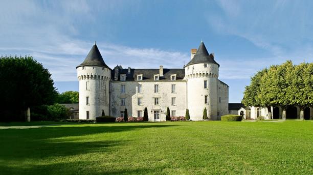 Château de Marçay Entrée