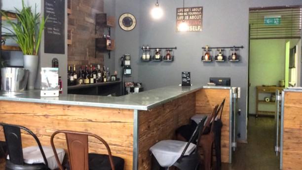 Le Vintage Le bar